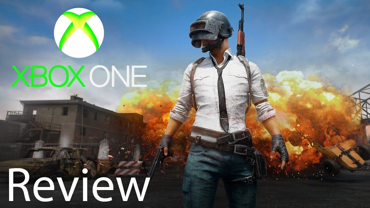 Playerunknown S Battlegrounds Xbox One Gameplay Review Youtube