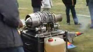 Home made turbine
