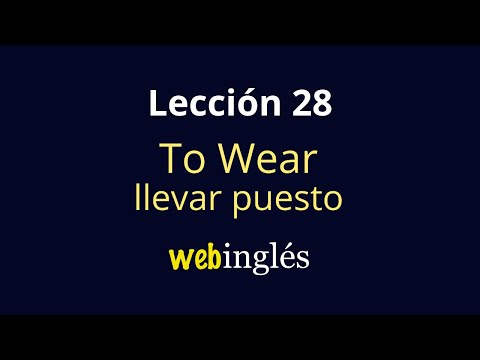 Que significa wear a hat en ingles