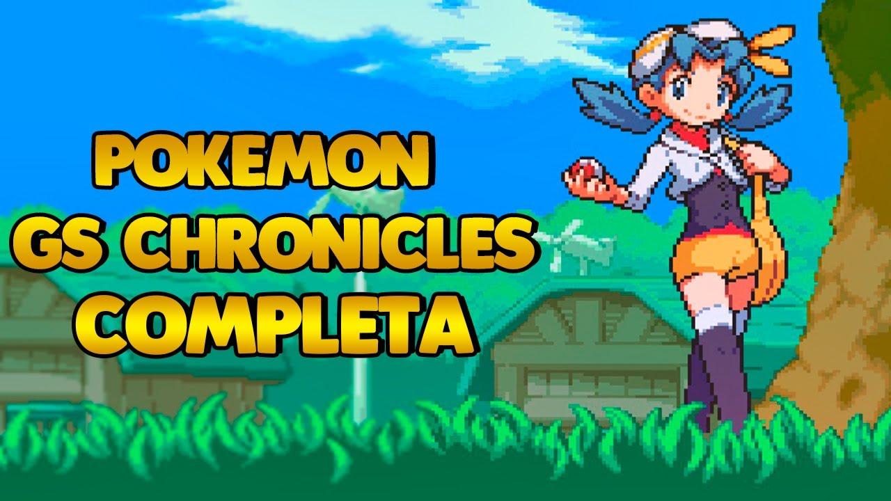 A Melhor de JOHTO! - Pokémon GS Chronicles (GBA)