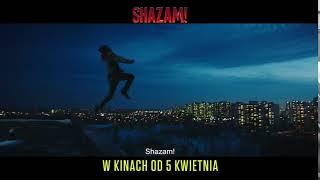 Shazam! - bumper Roof 6s PL