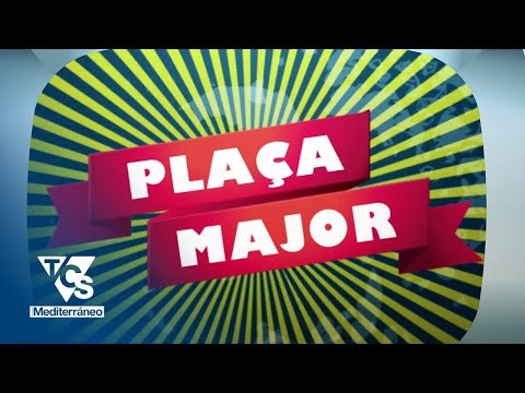 PLAÇA MAJOR CON PATRICIA MIR / EUROPE PLAYS MUSIC LA MARINA 2017-12-19
