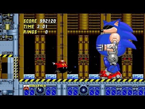 🌟 Sonic The Hedgehog 2 Final Zone (Alternate Universes)