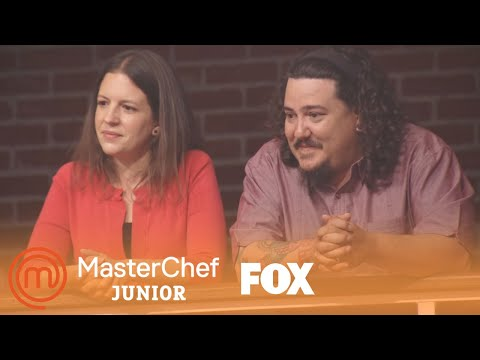 Deleted Scene: The Judges Meet The Parents | Season 3 Ep. 8 | MASTERCHEF JUNIOR