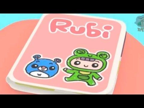 Мультики Руби и Йо-Йо - Новый робот