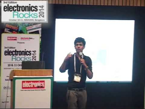 Arvind Sanjeev CEO and Chief Inventor ARS Devices On Smart Cap – DIY Head Mounted Display Project