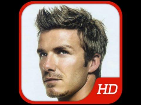 Mens Hairstyle Triangular Face Shape Youtube