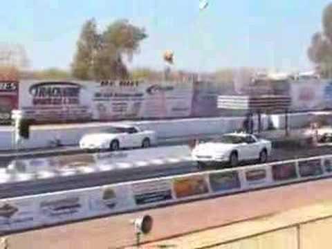 2001 B4C Camaro vs. 2002 CHP B4C Camaro