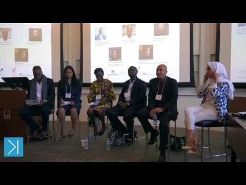 Movemeback @ Stanford Africa Business Forum 2017 - Education Panel