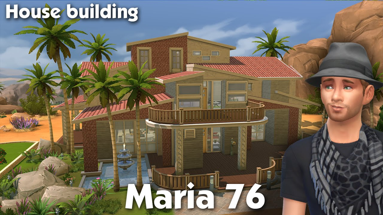 How To Build Nice House In Sims