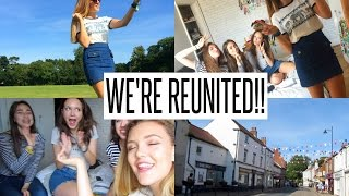 VLOG: Being Reunited with my Friends!!