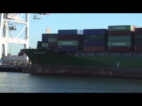 Trade increases at Port of Long Beach