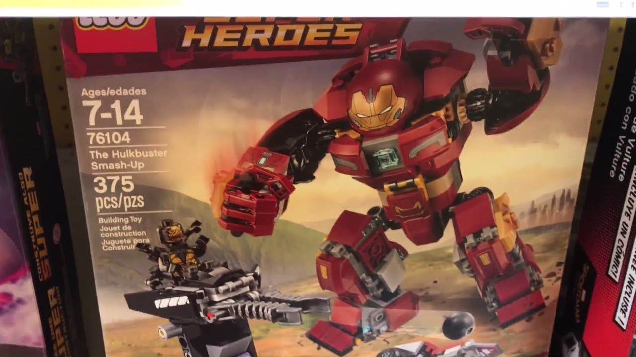 Heroes Lego At Infinity New Sets Toys R Now Avengers War Available Us Marvel Super OPkn0X8wN