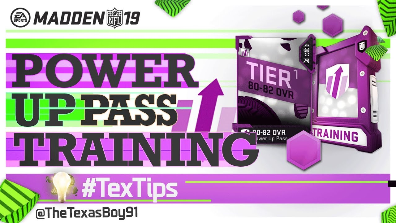 How To Use The Power Up Pass To Power Up Players Tips