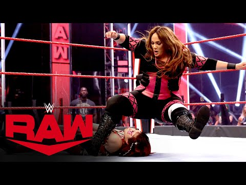 Kairi Sane vs. Nia Jax: Raw, June 1, 2020