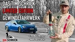 Eibach/Sachs limitiertes Gewindefahrwek