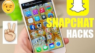 Snapchat Hacks,Secret Features,Tips And Tricks NEW For Android & iOS 2015