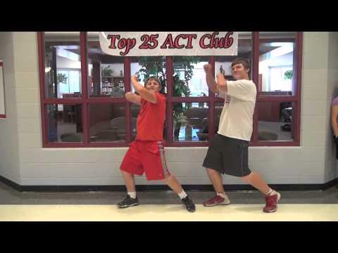 Redstreaks Can Dance Part 1
