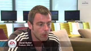 FIFA 11: Creation Centre Revealed