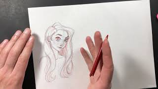 How To Draw Animation Characters