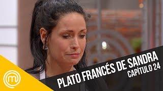 El plato francés de Sandra   MasterChef Chile 3   Capítulo 24