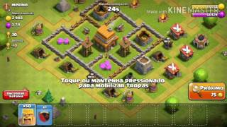 Clash of clans: o ataque mais lixo do of clans kkkk#2