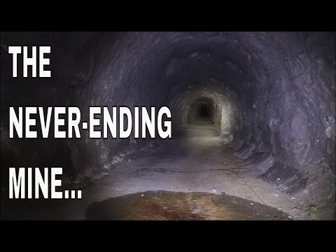 Exploring One Of The Biggest Abandoned Mines In Nevada: Part 2