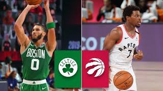 Boston Celtics vs. Toronto Raptors [FULL HIGHLIGHTS]  2019-20 NBA Highlights