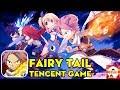 Siêu Phẩm Game Fairy Tail: Magic Guide Chính Chủ Tencent Đề Tài Fairy Tail Đồ Họa Siêu Đẹp & Hấp Dẫn