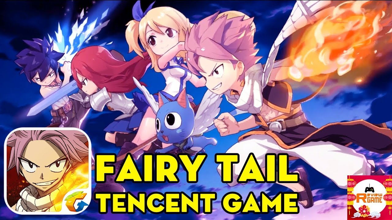 fairy tail ios game download