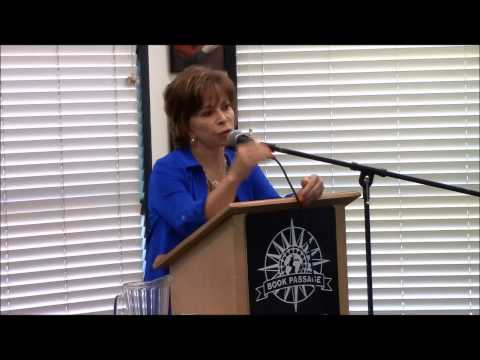 Isabel Allende Discusses Ripper at Book Passage