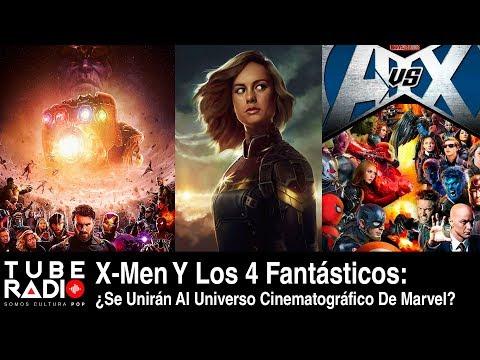Tube Radio: ¿X-Men vs Avengers? ¿Se cerró la compra de Disney a Fox? Avengers 4