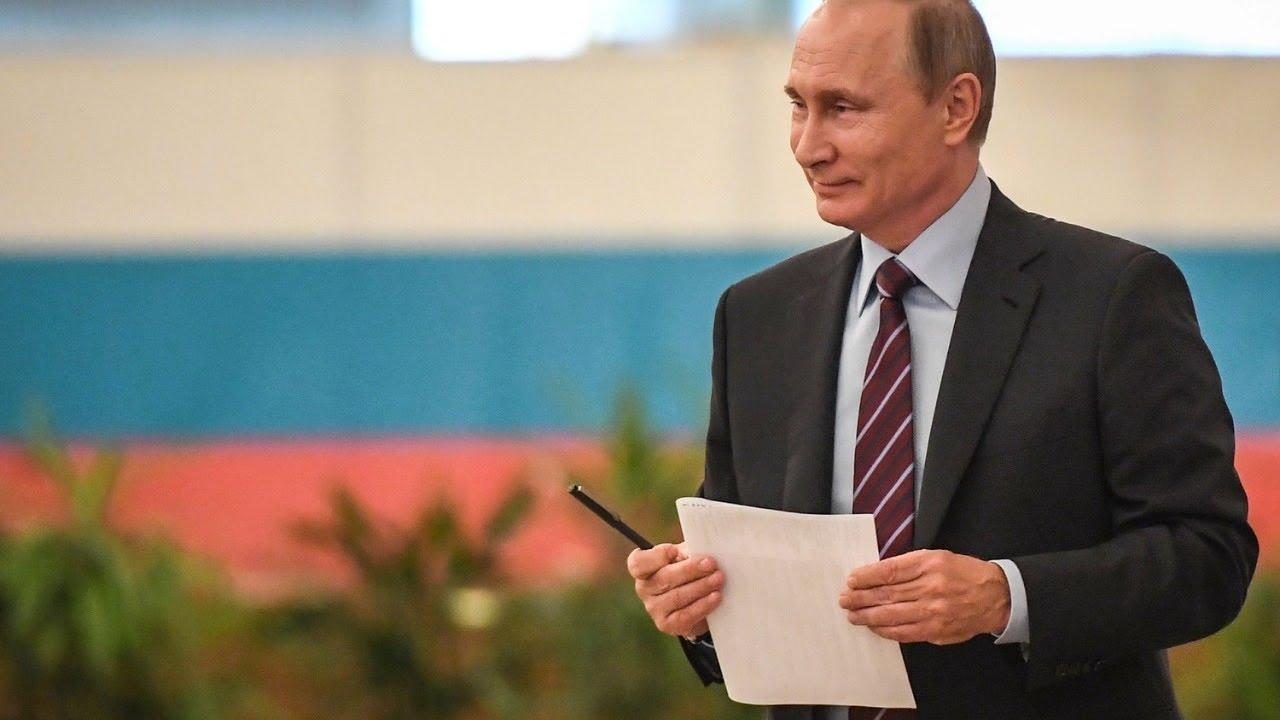 Встреча Владимира Путина с представителями общественности Крыма и Севастополя (18.03.21)