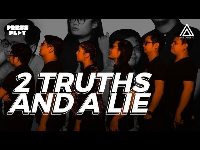 Autotelic: Two truths and a lie