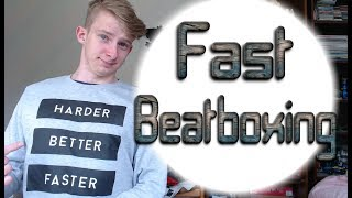 FAST, ADVANCED BEATBOXING | Technicality | Cirby Freestyle