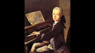 W. A. Mozart - KV 19d - Sonata for keyboard 4-hands in C major