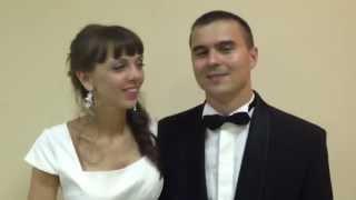 Видео отзыв Ведущий и Тамада на свадьбу Москва Плахтий Владимир