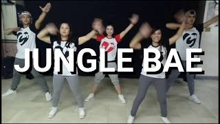 JUNGLE BAE // Skrillex & Diplo ft. Bunji Garlin // Dance Fitness // JM