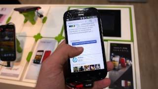 HTC Desire P Smartphone Hands On