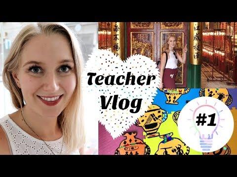 International School Teacher | A Day in the Life | Vlog Ep. 1