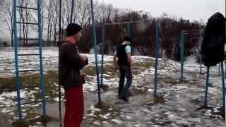 Гопники довыёбывались)-100 пересмотрел
