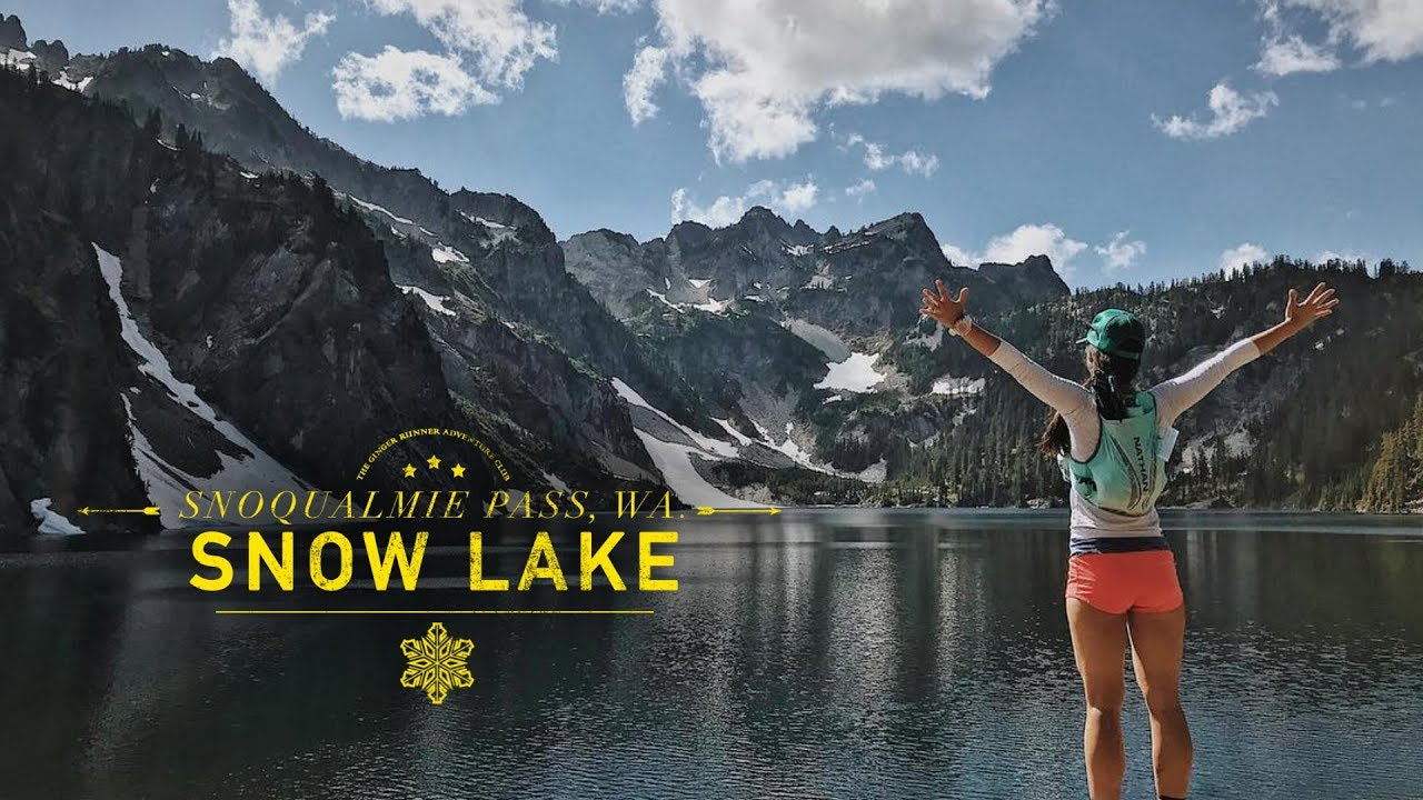 SNOW LAKE - SNOQUALMIE PASS | The Ginger Runner Adventure Club