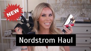 New at Nordstrom! Beauty & Fashion Haul