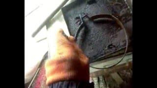 Как отремонтировать грибок  газового котла