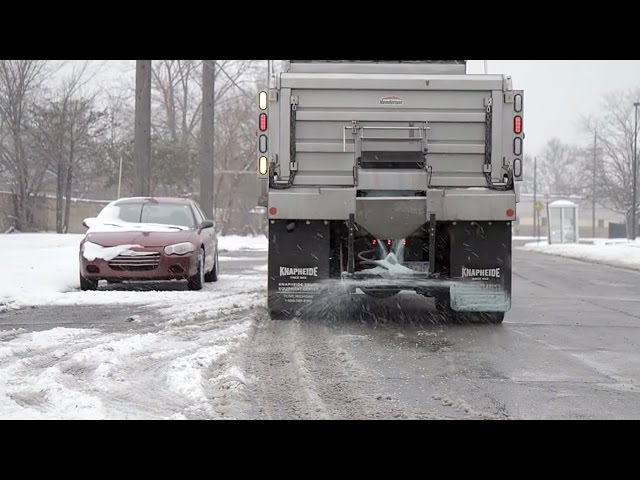 Road Salt: Street to Stream | Great Lakes Now