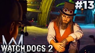 Watch Dogs 2 (PS4) - Mission #13 - R&R