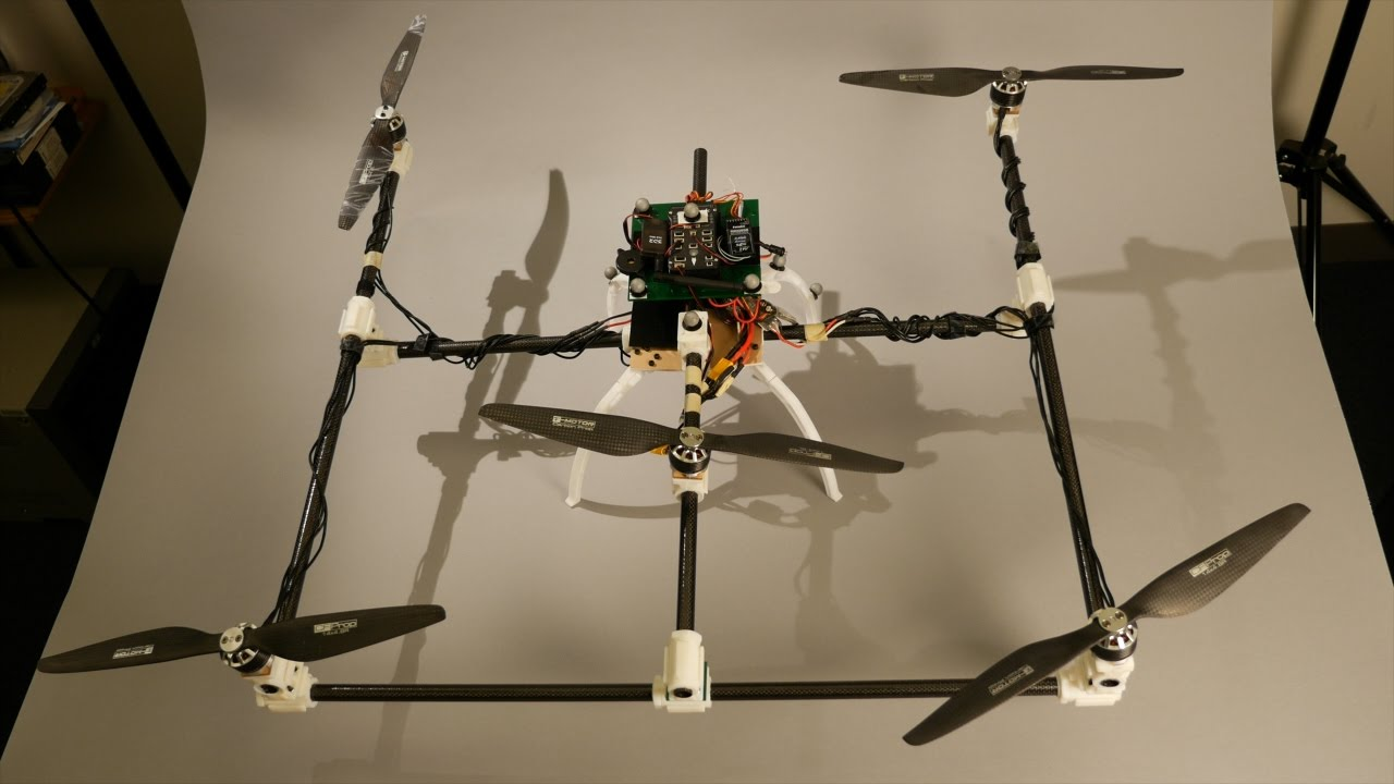 New Software Lets You Design Drones Like Building With Legos