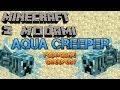 Minecraft z Modami #109 - Podwodne Creepery! - AquaCreeper mod