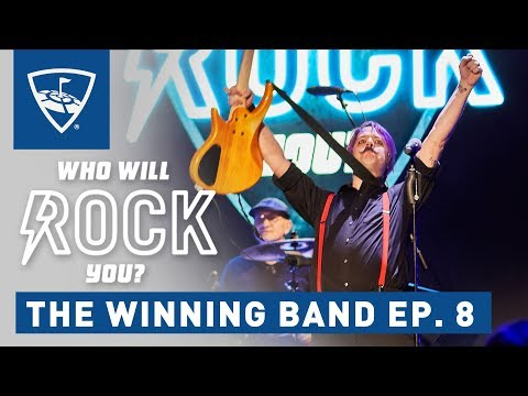 Who Will Rock You | The Winning Band Episode 8: Crimson Riot | Topgolf