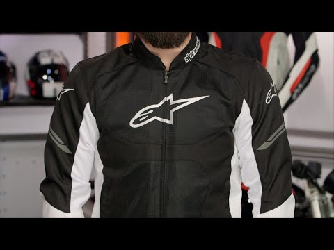 Alpinestars Viper Air Textile Jacket Review at RevZilla.com